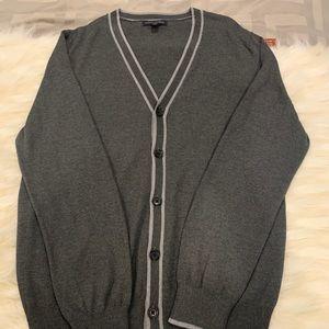 Men's Banana Republic Lightweight Cardigan Sweater